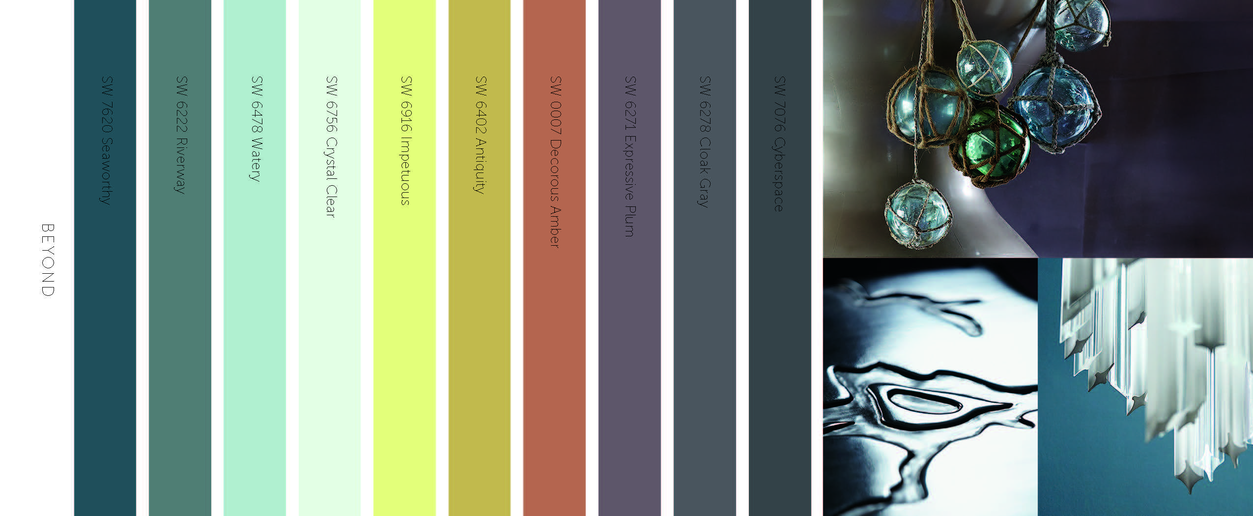 Sherwin Williams Voyage Palette Image
